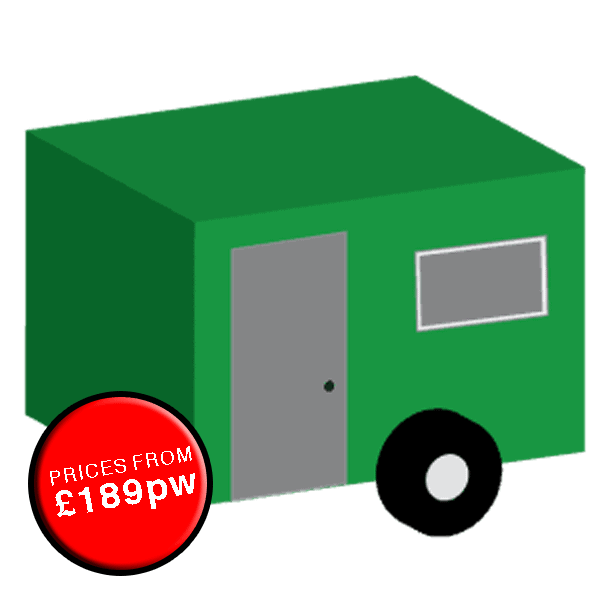 Cheap welfare unit hire Essex